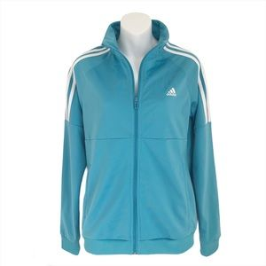Adidas Firebird Track Jacket Full Zip Lounge Gym
